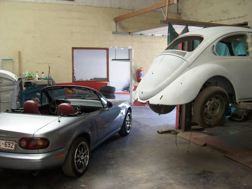 Galerie carrosserie theisman for Garage la carrosserie toulon