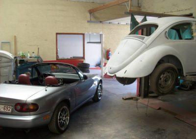 Photo garage interieur