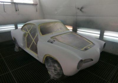 Restauration karman carrosserie theisman